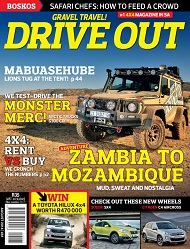 Drive Out - August 2014